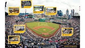Pittsburgh Pirates Stadium Seating Chart Hospitality And Suites Pittsburgh Pirates
