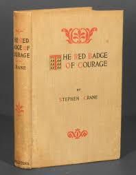 red badge of courage essay jfk profile in courage essay contest  literary periods genres english literature libguides at stephen crane s red badge of courage