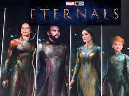 Marvel: the MCU The Eternals gets in ...