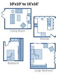 ceiling fan size for bedroom.  For Standard Ceiling Fans For 10u0027 X To 16u0027 Rooms To Fan Size For Bedroom E