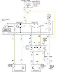 simple wiring diagram aut ualparts com simple power window wiring diagram