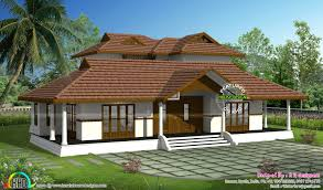 traditional house plans. Awesome Kerala Traditional House Plans With Photos - 5