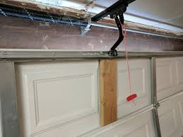 garage door reinforcement brace