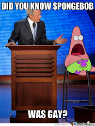 Surprised Patrick Memes. Best Collection of Funny Surprised ... via Relatably.com
