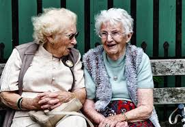 Image result for old female friends