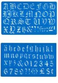 old english letter stencils on wall art letter stencils uk with letter stencils ebay