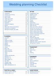 Wonderful Www Wedding Planning Checklist Printable Pla Roomofalice