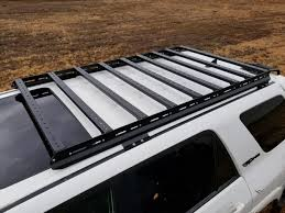 7/8 5th Gen 4Runner Roof Rack - Side Rails Only - LFD Off Road