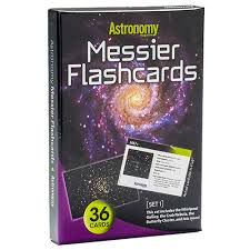 Astronomy Messier From Set Flashcards 1 Magazine wx7afz