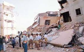 All earthquake latest news update, videos, pictures and more on india today. Top 10 Worst Earthquakes Of India Owlcation Education