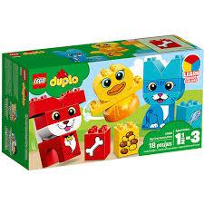 Купить <b>конструктор Lego Duplo Мои</b> первые домашние ...