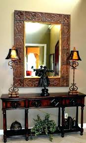 skinny entryway table. Decorating A Console Table In Entryway Skinny Elegant Furniture Foyer Ideas