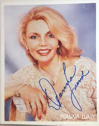 Land of the Giants Autograph 8x10 Photo Signed by Deann