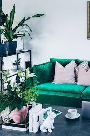 Wohnzimmer Couch Unsere Neue Wohnzimmer Einrichtung In Gr 1 4 N Grau Und Rosa