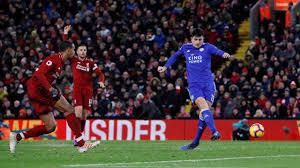 3 ricardo pereira (dr) leicester 3. Premier League Leicester City S Harry Maguire Leveller Spoils Liverpool Party