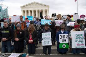 people criticize pro lifers for focusing so much on abortion but  pro life activists gather in front of the us supreme court at the 44th annual for life on 27 2017 in washington dc