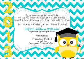 Preschool Graduation Announcements Preschool Graduation Invitation Free Images At Clker Com