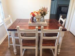 ikea hack from ingo to farmhouse table kitchen tablesikea dining