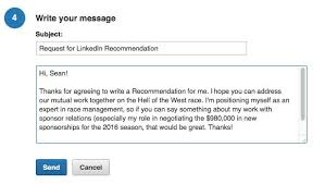 Definitive Guide To Giving Getting Linkedin Recommendations