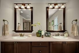 image of perfect bronze bathroom light fixtures ideas