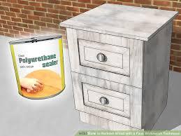 whitewash wood furniture. Exellent Whitewash Image Titled Whitewash Wood Step 20 To Furniture I
