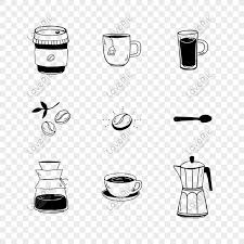 24,380 coffee pot clip art images on gograph. Hand Drawn Coffee Vector Png Image Picture Free Download 401104920 Lovepik Com