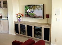 tv builtins | furniture living room tv media custom built in tv credenza  stand with .