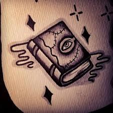 hocus pocus book tattoo google search