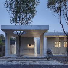 architects office design. Yushe Design Slots Office Around Existing Trees In Shanghai Suburb Architects