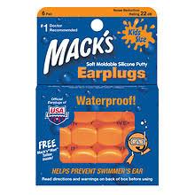 Mack's Soft Moldable Silicone <b>Earplugs</b>   Walgreens