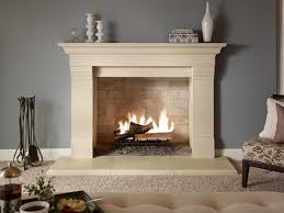 creating and maintaining a limestone fireplace surround