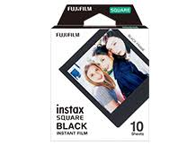 <b>Fujifilm instax SQUARE Black</b> Frame Film - Walmart.com - Walmart ...