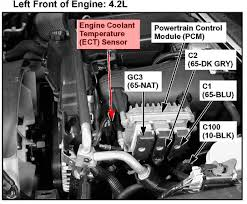 The check engine light on my Isuzu Ascender 2004 stays on even ...