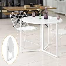 Sobuy Design Küchentischesstischklapptischklappbare Tischweiß