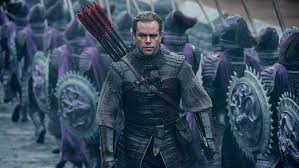 Image result for The Great Wall 2016