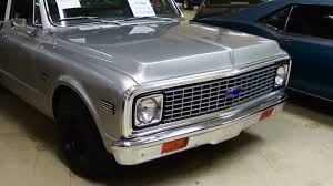 1970 Chevrolet C10 Pickup Truck - YouTube