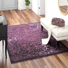 purple throw rugs area rug australia fluffy and green