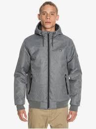 <b>Мужская куртка</b> с капюшоном Brooks 5K 3613375654722 | Quiksilver