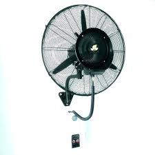 decorative wall fans