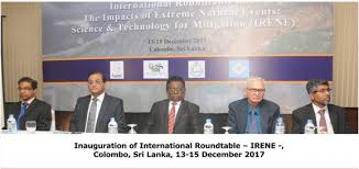 south eastern university of sri lanka seusl gave an introduction with the background of the roundtable and a vote of thanks was delivered by dr