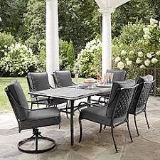 7 piece patio dining set. Grand Resort Woodbury 7 Piece Ceramic-Top Dining Set *Limited Availability Patio