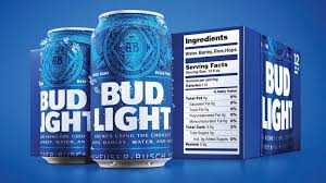 Coors Light Nutrition Facts 16 Oz Bud Light To Begin Disclosing Nutrition Facts Axios