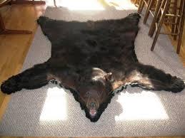Faux Bearskin Rug Rug Faux Bear Rug Skin Rugs For Sale Skin Rugs