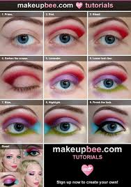 makeup tips step by tutorial for disney princess series ariel