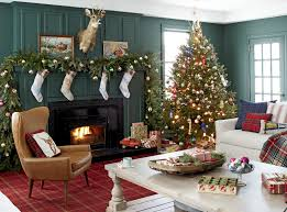 christmas living room decorating ideas.  Christmas Christmas Living Room Decorating Ideas Tree Decor For Every  Design Style And