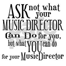 Best quotes authors topics about us contact us. Quotes About Music Director 36 Quotes