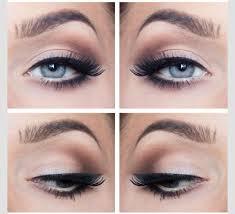 cream smokey eye a very soft and natural smokey eye