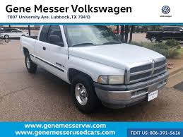 Used Dodge 1500 Inventory - Gene Messer Auto Group - New and Used ...