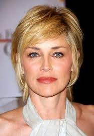 short hairstyles for over 50 fine hair this short funky do is cut short and close