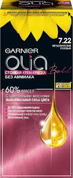 """Garnier <b>Стойкая крем-краска для</b> волос """"Olia"""", без аммиака ..."""